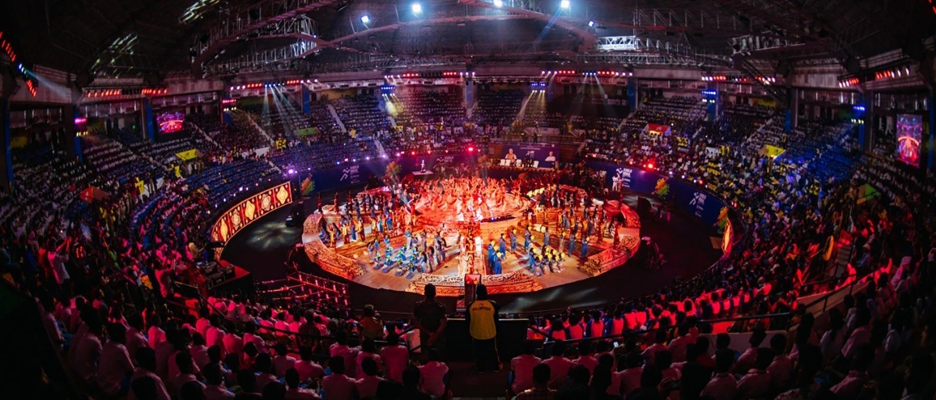 Panjab University wins the 1st Khelo India University Games, 2020