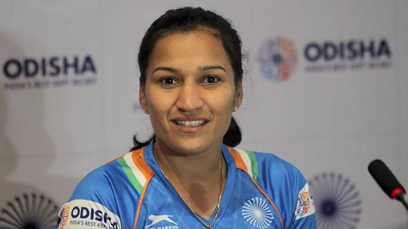 Rani Rampal: 'Khelo India University Games will produce raw talents'