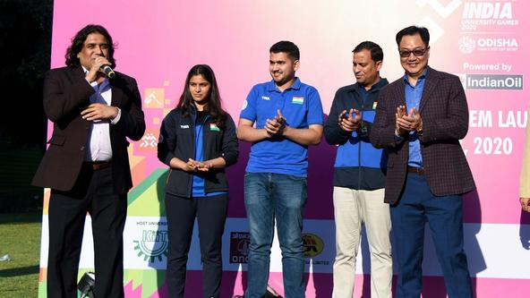 The first edition of Khelo India University Games