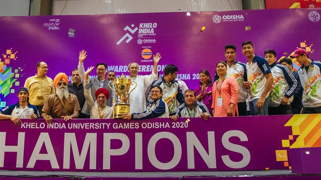 Grand ceremony brings KIUG to a close, Panjab University clinch championship in dramatic fashion