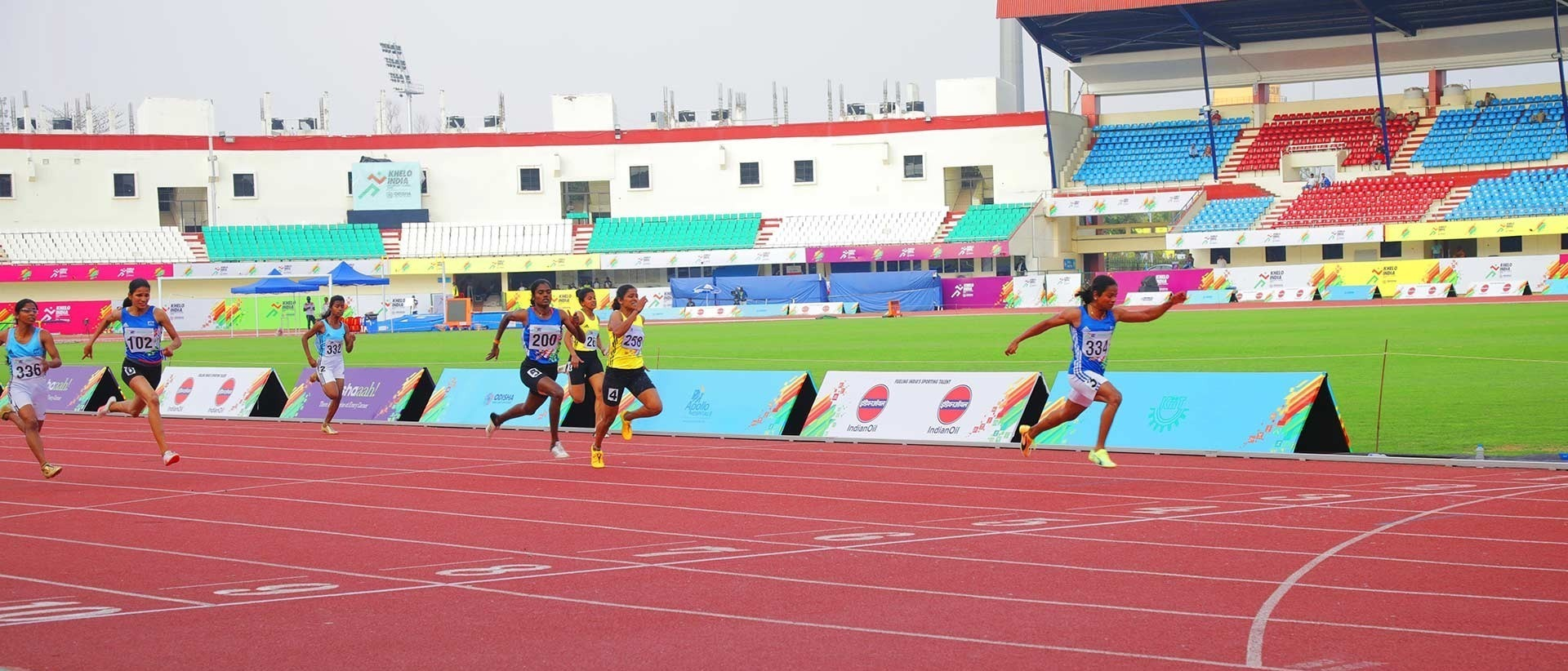Dutee Chand sprints away with a new Indian Universities meet record