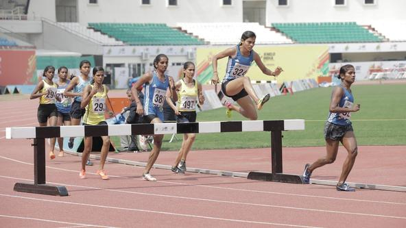 From running for supplies to breaking 3000m steeplechase record, Pune University's Komal comes a long way
